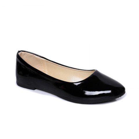 Sale Flat Bottom Flat with Low-Lying Lazy Foot Beans Shoes Women 'S Tide