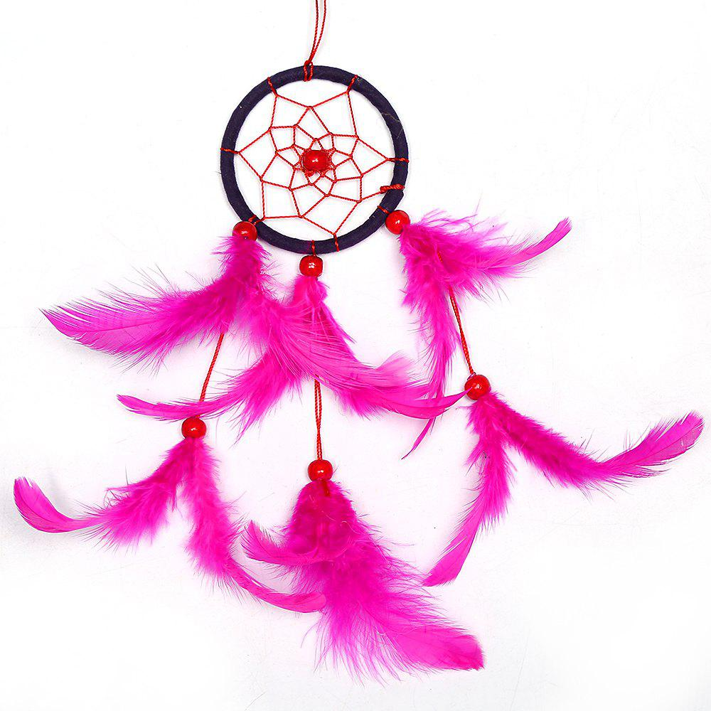 Trendy Dream Catcher Home Decor Dreamcatchers Wall hanging Feather Dreamcatcher Children Gift Car Pendant