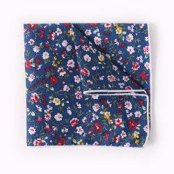 Suit Pocket Napkin Printing Man'S Cotton Handkerchief -