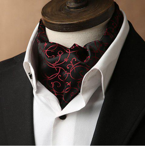 Trendy Double-Edged Men'S Retro Suit Shirt Neckline Towel