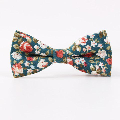 Best Printed Men'S Leisure Cotton Bow Tie