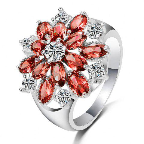 Sale Diamond Ladies Fashion Zircon Ring