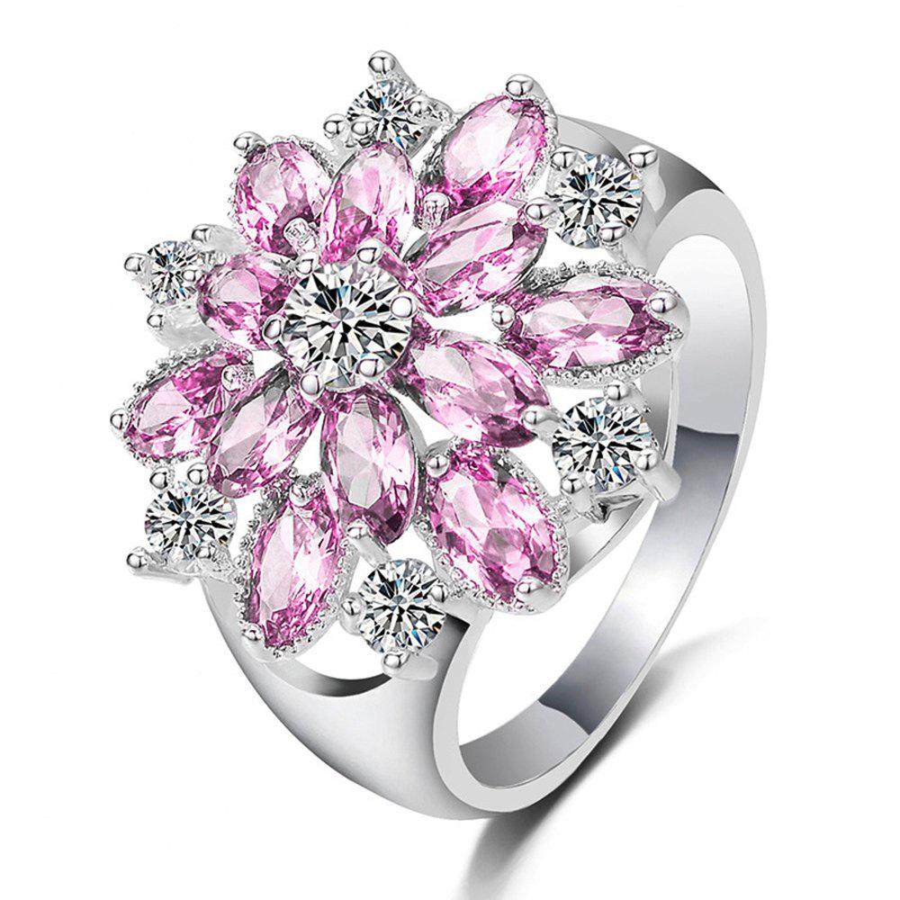 New Diamond Ladies Fashion Zircon Ring
