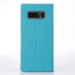New Smart Technology To Protect The Leather Cover for Samsung Galaxy Note8 Fashion Cover -
