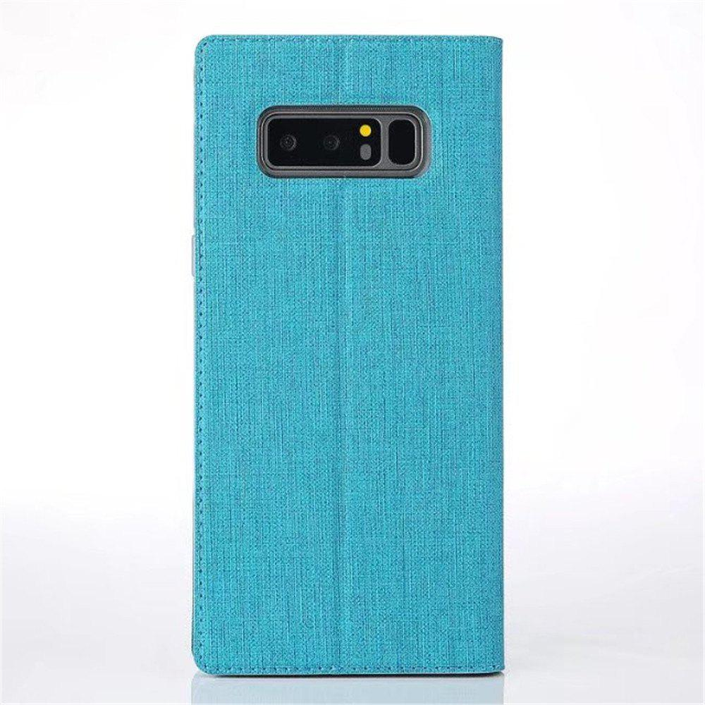 Store New Smart Technology To Protect The Leather Cover for Samsung Galaxy Note8 Fashion Cover