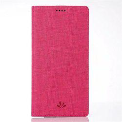 For Korean Style Smart Protection Leather Cover Is Suitable for The Samsung Galaxy Note 8 -