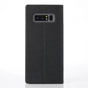 For High-End Business Protection Leather Cover Is Suitable for Samsung Galaxy Note 8 Smart Wake-Up Leather Case -