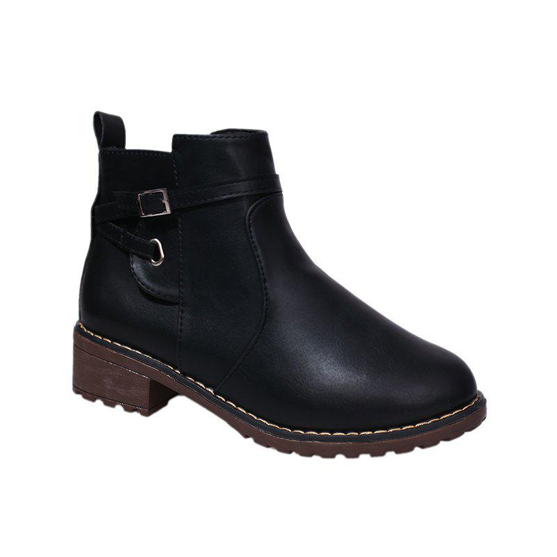Discount Martin's Boot - Female Windmill Suture And Round Head