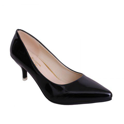 Affordable High Heel Stilettos And Shallow-size Single Shoe Girl