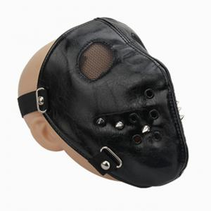 Punk Rivet Mask Personalized Riding Locomotive Dustproof Mask -