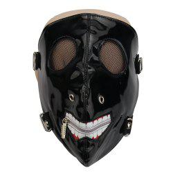 Hot Selling Cortical Punk Skeleton Windproof and Dustproof Personality Locomotive Mask -