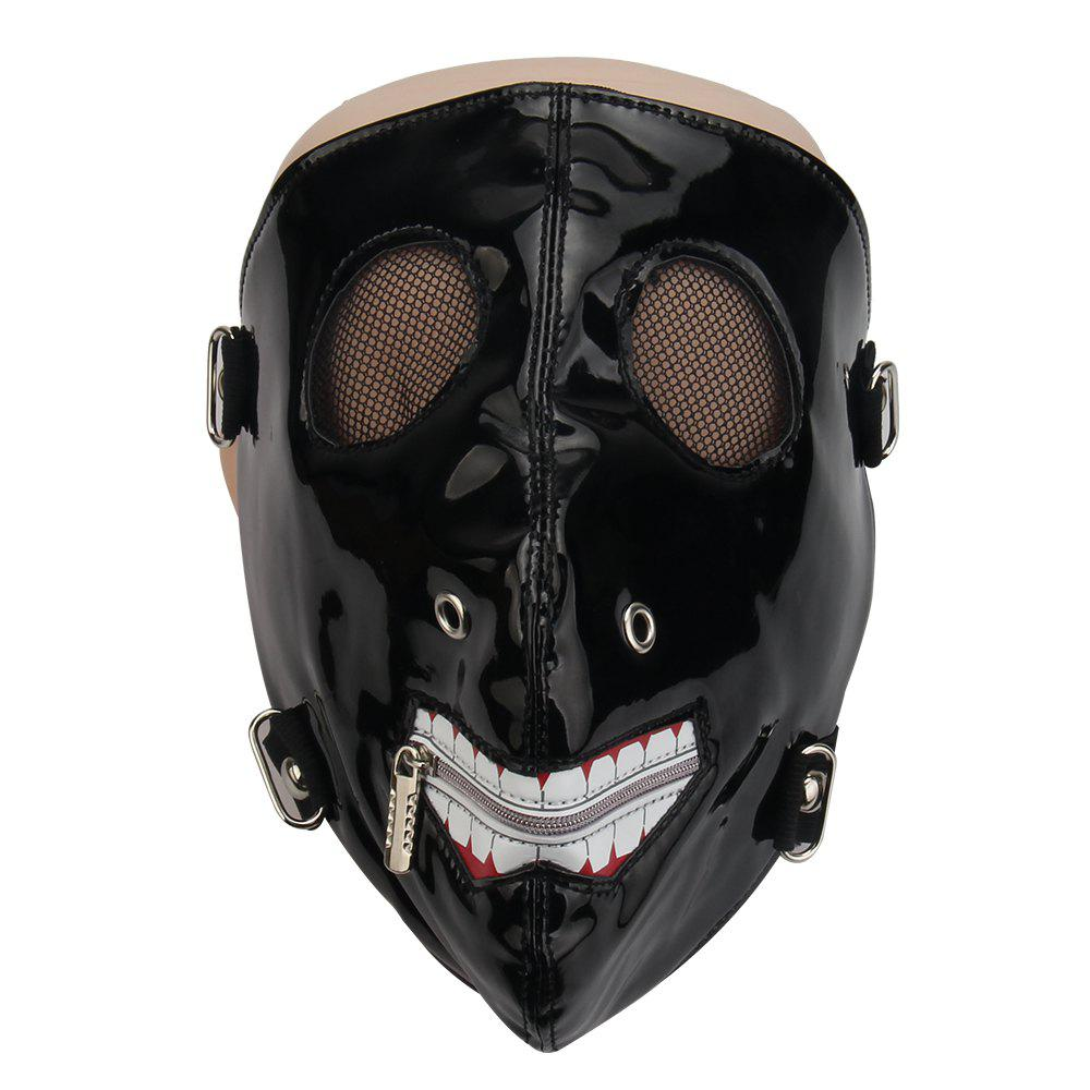 New Hot Selling Cortical Punk Skeleton Windproof and Dustproof Personality Locomotive Mask