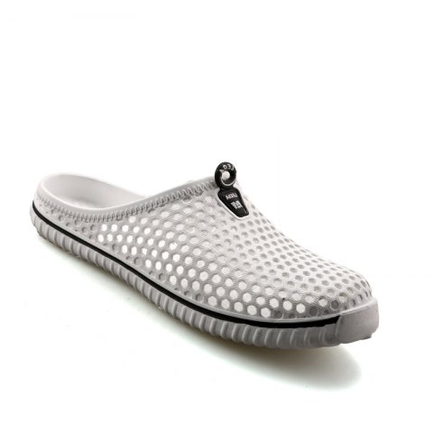 Shop Slippers Beach Shoes Hollow Out Breathable Couples