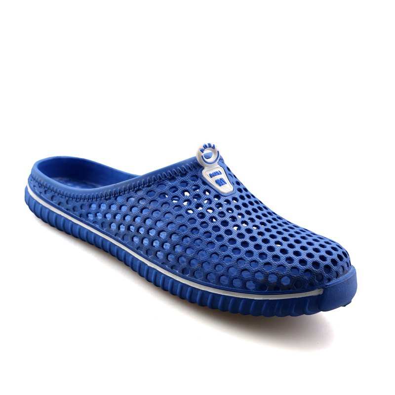 Trendy Slippers Beach Shoes Hollow Out Breathable Couples