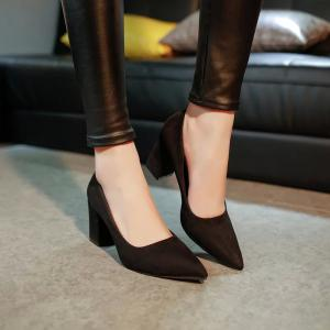 Women's Shoes With Suede Shoes -