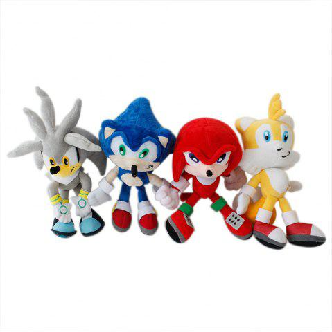 Sale Animal Hedgehog Sonic Plush Doll Stuffed Toy Brinquedos