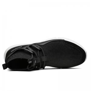 Fall and Winter New Elastic PU Leather Soles Casual Fashion Shoes -