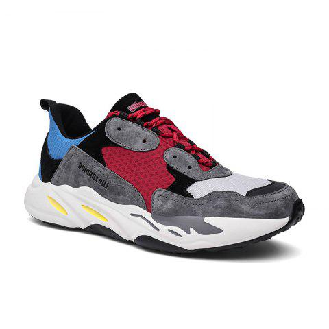 Best Sneakers for Men and Women Couple Platform Running Shoes