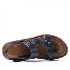 Latest Design Mens Sandal for Summer Season Leather Sandal -