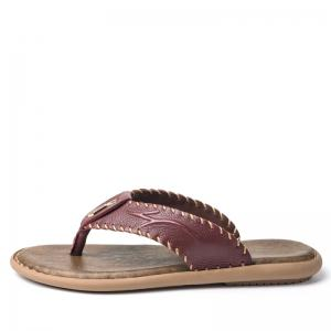 Top Selling Beach Thick Sole Flip Flop Slippers for Men -