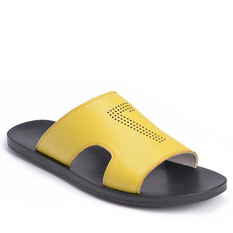 Latest Leisure Sandals Beach Shoes for Men