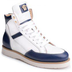 Male Quintessential Soft Warmest High-Top Boots -