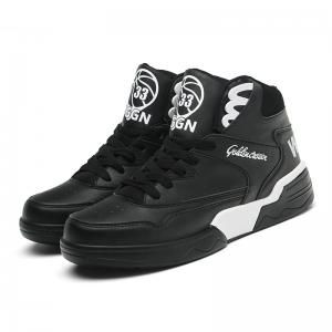 New Style Men Upper Cut Up Skate Shoes -