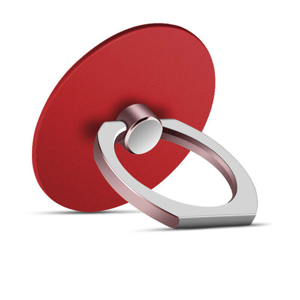 Unique 360 Degree Round Finger Ring Mobile Phone Smartphone Stand Holder