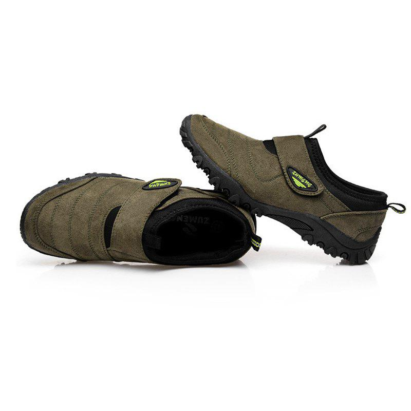 Trendy Men'S Walking Leisure Middle-Aged Dad Shoes