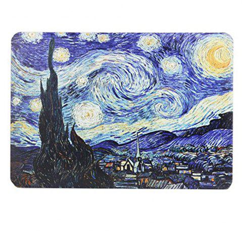 Shops For MacBook Air 13 Inch Case Plastic Hard Shell Cover A1369 / A1466 Space Galaxy
