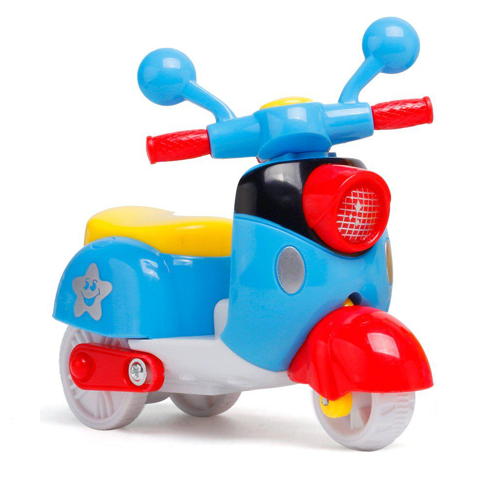 Creativity Toys For Boys : Creative interest cartoon fun friction motorcycle