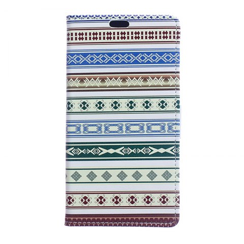 Outfit Cover Case for Huawei Honor V10 Painted Tone Leather