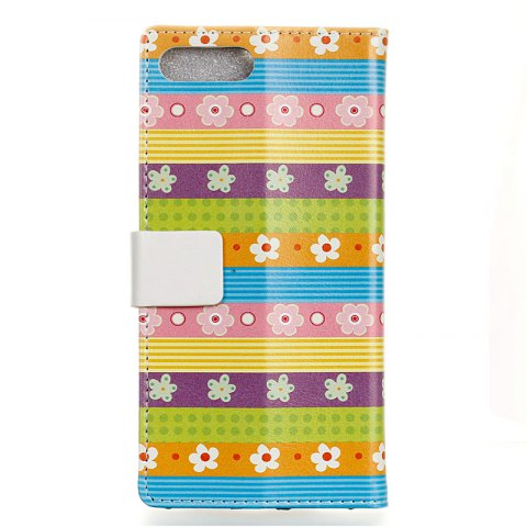 Chic Cover Case for Huawei Honor V10 Painted Tone Leather