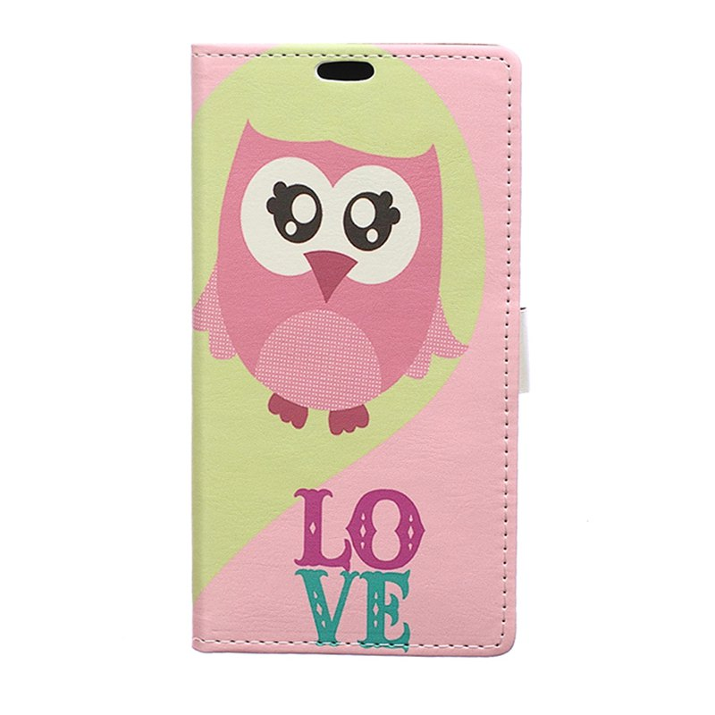 Sale Cover Case for Huawei Honor V10 Painted Tone Leather
