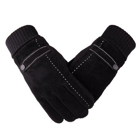 Shops Gloves for Men Cycling and Motorcycles To Prevent Cold and Warm in Winter