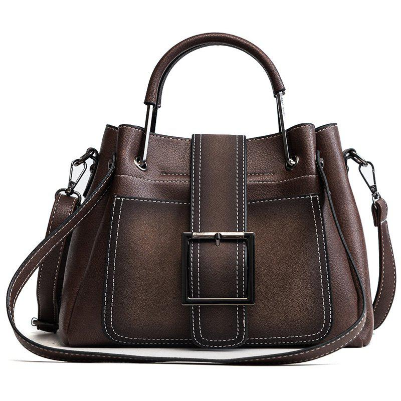 d6138347f3 Cheap 2018 New Ladies Handbags Fashion Wild Messenger Messenger Shoulder  Large Volume Handbags Trendy Fashion Handbags