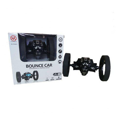 Cheap 2.4GHz Remote High Jump Car Rotate 360 Degrees with LED and Music Gift