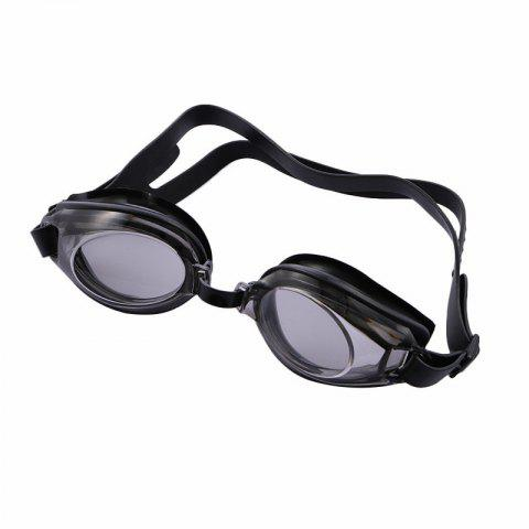 Latest Swimming Goggles Mirror Coated Lenses Anti Fog Shatterproof UV Protection Swimming Glasses