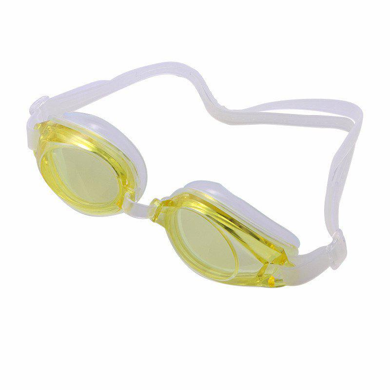 Hot Swimming Goggles Mirror Coated Lenses Anti Fog Shatterproof UV Protection Swimming Glasses