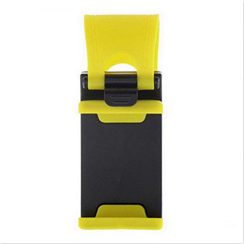 Latest Car Steering Wheel Mount Holder For Most Phones  and Tablet MP4 GPS