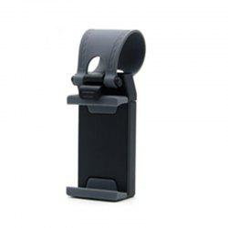 Car Steering Wheel Mount Holder For Most Phones  and Tablet MP4 GPS -