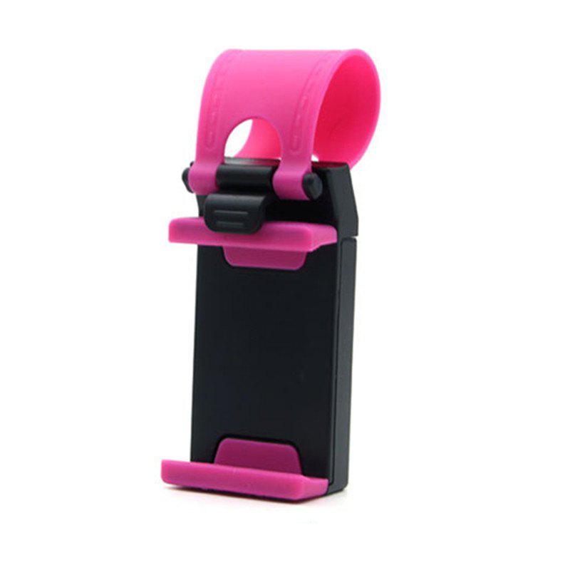 Outfit Car Steering Wheel Mount Holder For Most Phones  and Tablet MP4 GPS