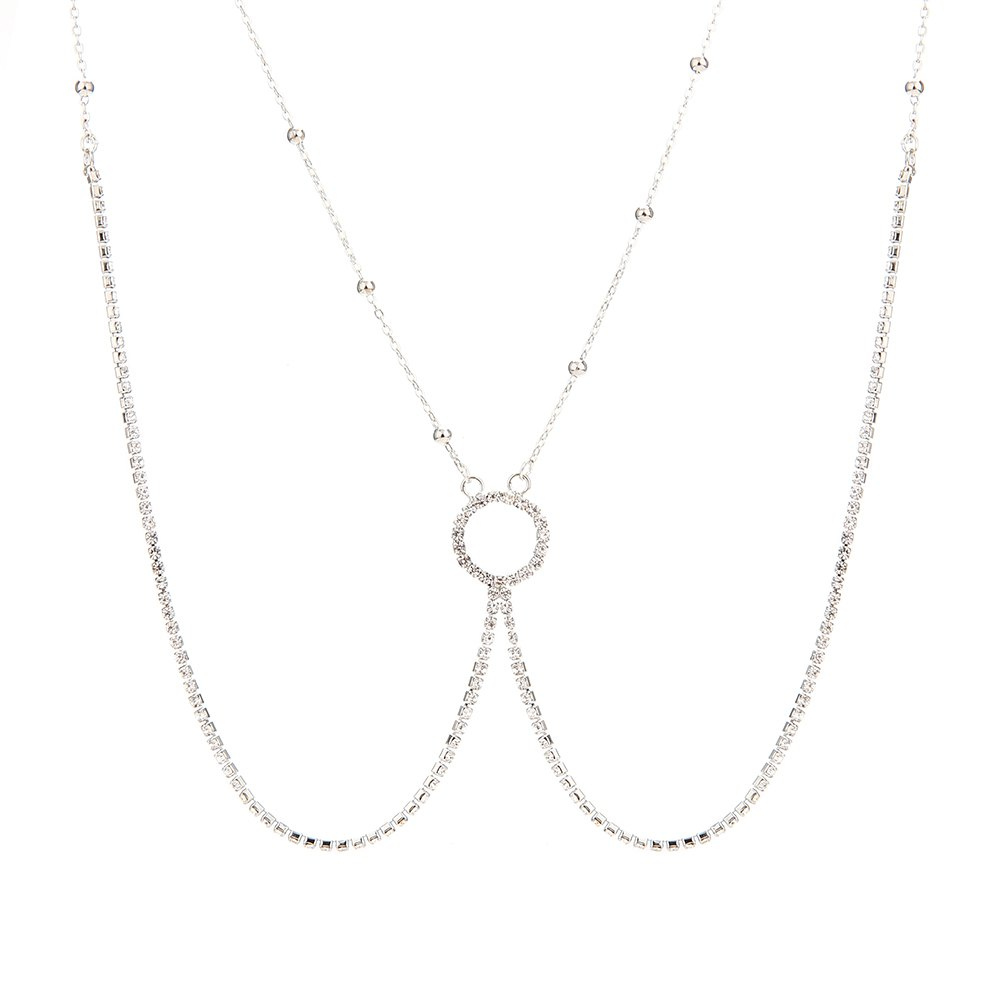 Best Europe and the United States fashion new diamond sexy body chain