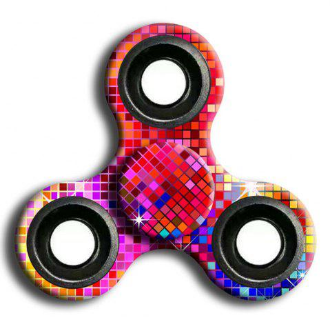 Best Interesting Stress Relief Toy Camouflage Finger Spinner