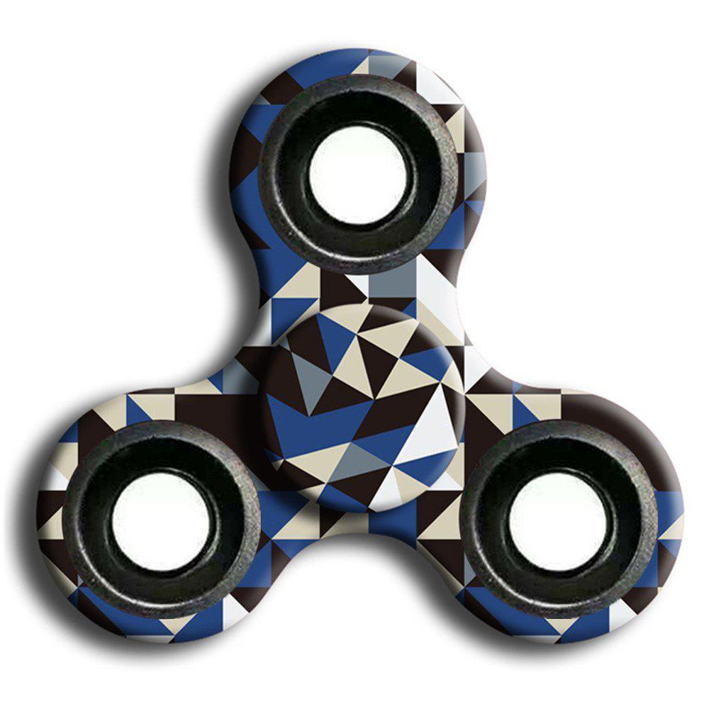 Store Interesting Stress Relief Toy Camouflage Finger Spinner