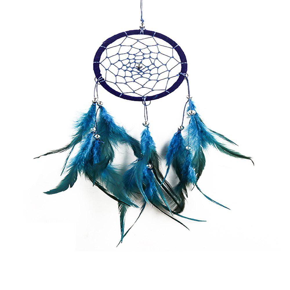 07480ef98ef Outfit New Blue Dream Catcher India Hanging Decoration Dreamcatcher For Home  Bedroom Living Room