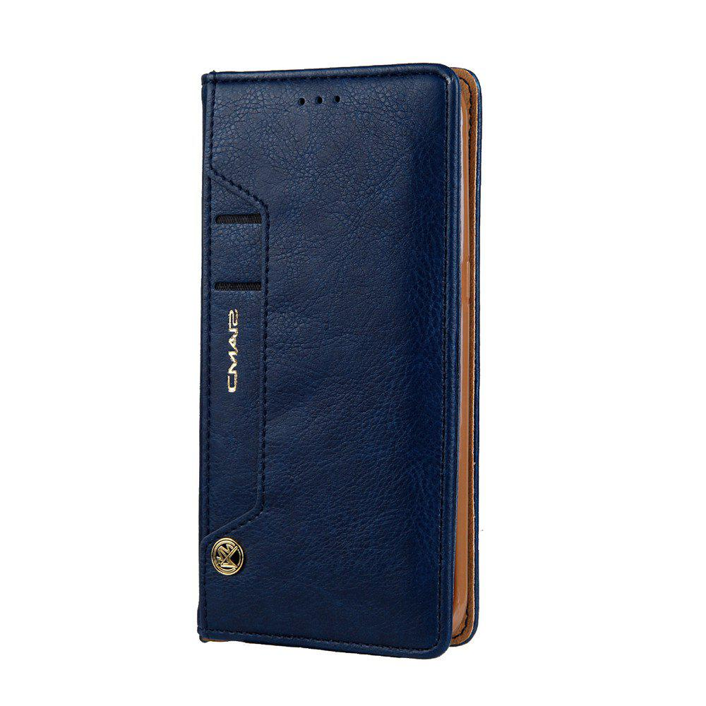 Для Samsung S7 Edge Clamshell Rotary Card Wallet Leather Case