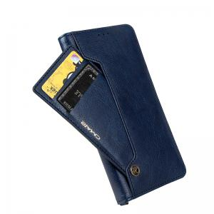 Pour Samsung S8 Clamshell Rotating Card Sac à main -