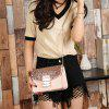 Sequined Handbag Shoulder Messenger Bag Chain Small Square Package -