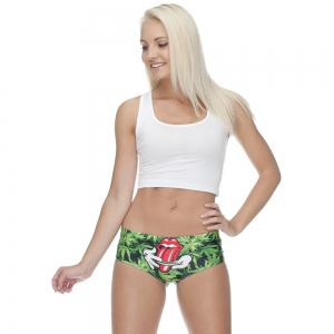 Fashion  Underwear Weed 3D Printing Women Sexy Panties -